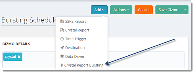 KPI's and Dashboards: Creating Crystal Bursting Gizmos in IntelliFront BI.