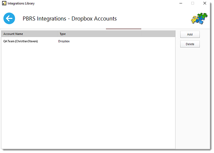 Power BI and SSRS. Cloud Storage section in Options in PBRS