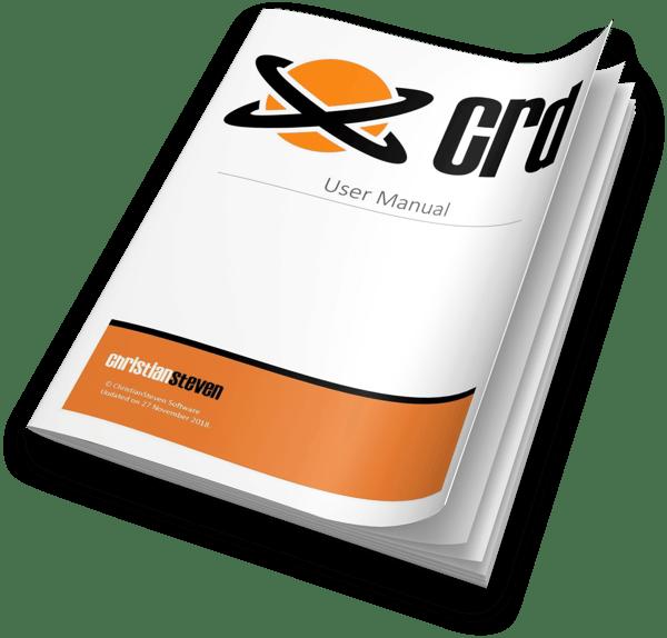 CRD User Manual - PDF