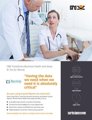 Case Study: Revival Home Health Care