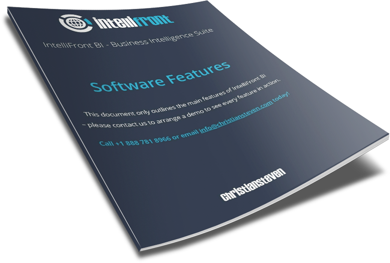 IFBI Software Features - Curvy