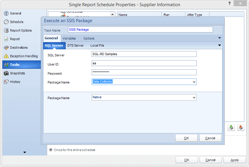 How to Automate an SSIS Package