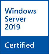 PBRS is Windows Server 2019 Certified