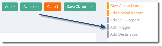 KPI's and Dashboards: Creating Data-Driven Gizmos in IntelliFront BI.