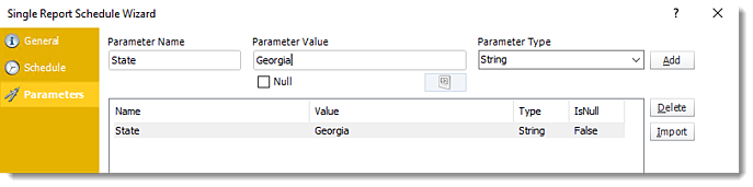 Power BI and SSRS: Parameter Wizard in Single Schedule for Paginated Reports in PBRS.