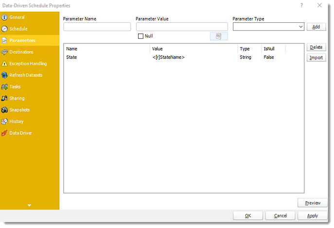 Power BI and SSRS Reports: Data-Driven Paginated Reports Properties in PBRS.