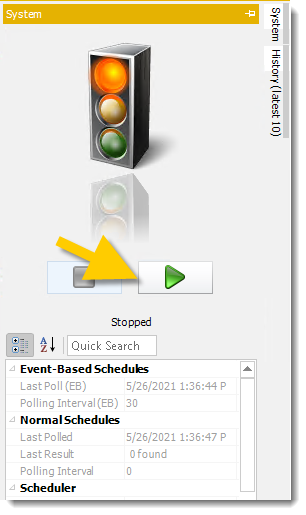 Power BI and SSRS: Resetting the Backup Server..