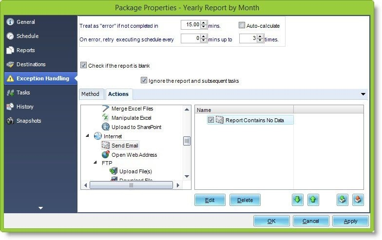 Crystal Reports Scheduling | Complete The Package