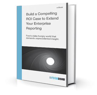 eBook: ROI Case to Extend your Enterprise Reporting