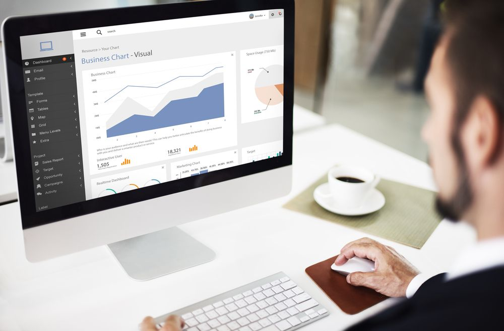 Business Intelligence Reporting Software | Dashboard