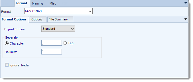 Exporting CSV outputs in SSRS Reports using SQL-RD.