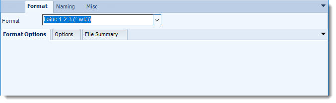 Exporting SSRS Reporting in Lotus 1-2-3 output using SQL-RD.