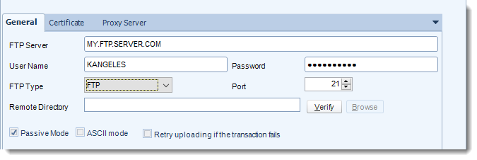 SSRS. FTP Destination in SQL-RD