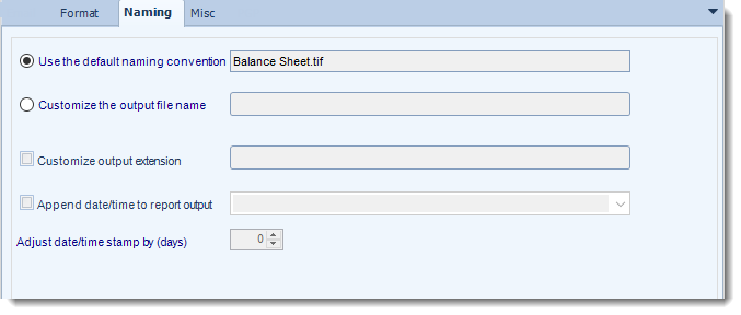 Exporting SSRS to TIFF format using SQL-RD.