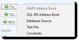 SSRS. Email Destination in SQL-RD