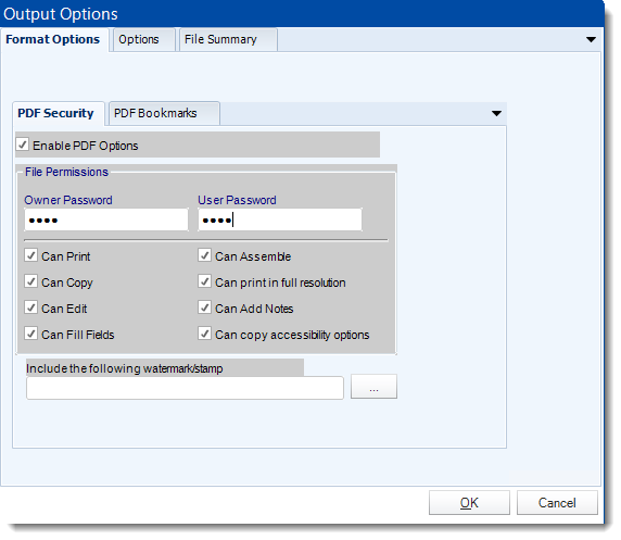 Crystal Reports: Reports output options Wizard in Dynamic Package Schedule Reports in CRD.