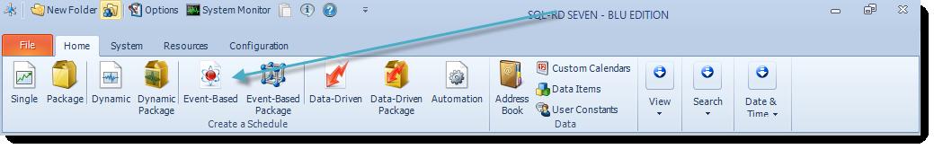SSRS. SQL-RD Home Main Menu
