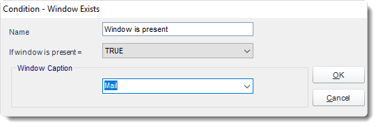 SSRS. Windows is present - Condition Wizard in Event Based Schedule In SQL-RD