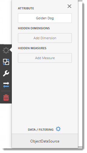 KPI's and Dashboards: Creating Images Dashboard item in IntelliFront BI.