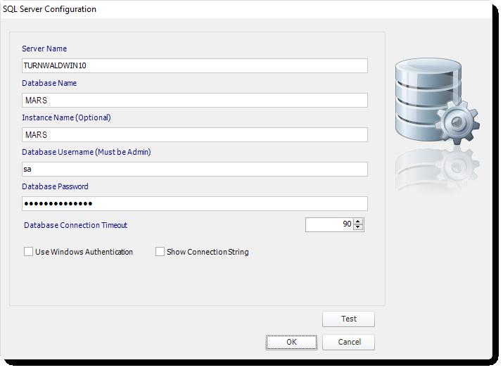 MS Access: SQL Server Configuration in MARS.