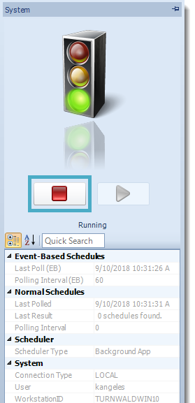 SSRS. Scheduler Agent in SQL-RD
