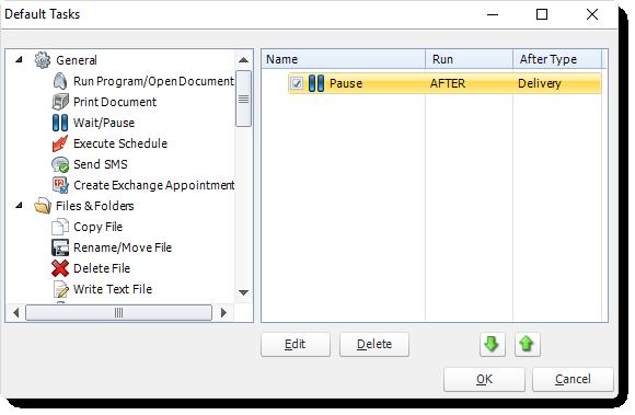 SSRS. Default Tasks Wizard in SQL-RD
