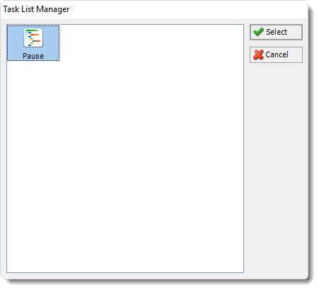 Crystal Repoerts: Task List Manager in CRD.