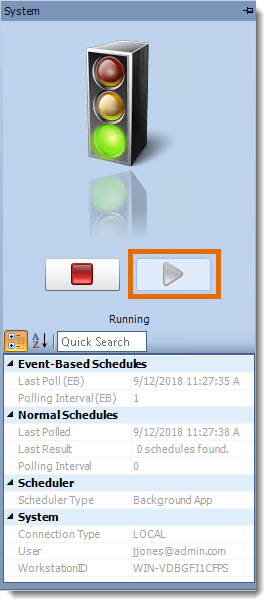 Crystal Reports: Scheduler Agent in CRD.