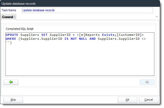 Power BI and SSRS. Custom Tasks Wizard in PBRS.
