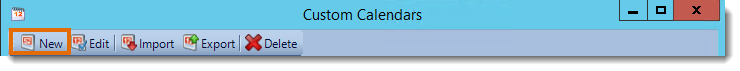 Crystal Reports: Custom Calendars in CRD.
