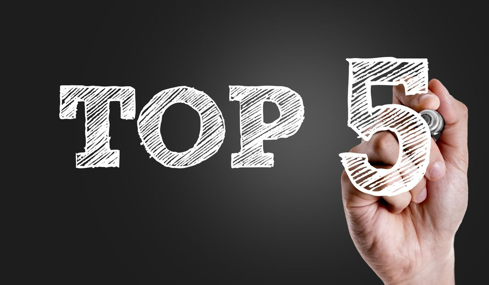 Top Five Most Important Principles of Business Intelligence